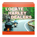 Locate Harley Dealers icon