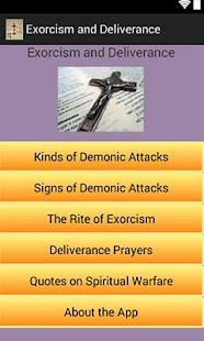 Exorcism and Deliverance- screenshot thumbnail