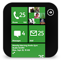 GOSMS WP8 Green Theme