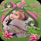 Precious Girl Photo Frames icon