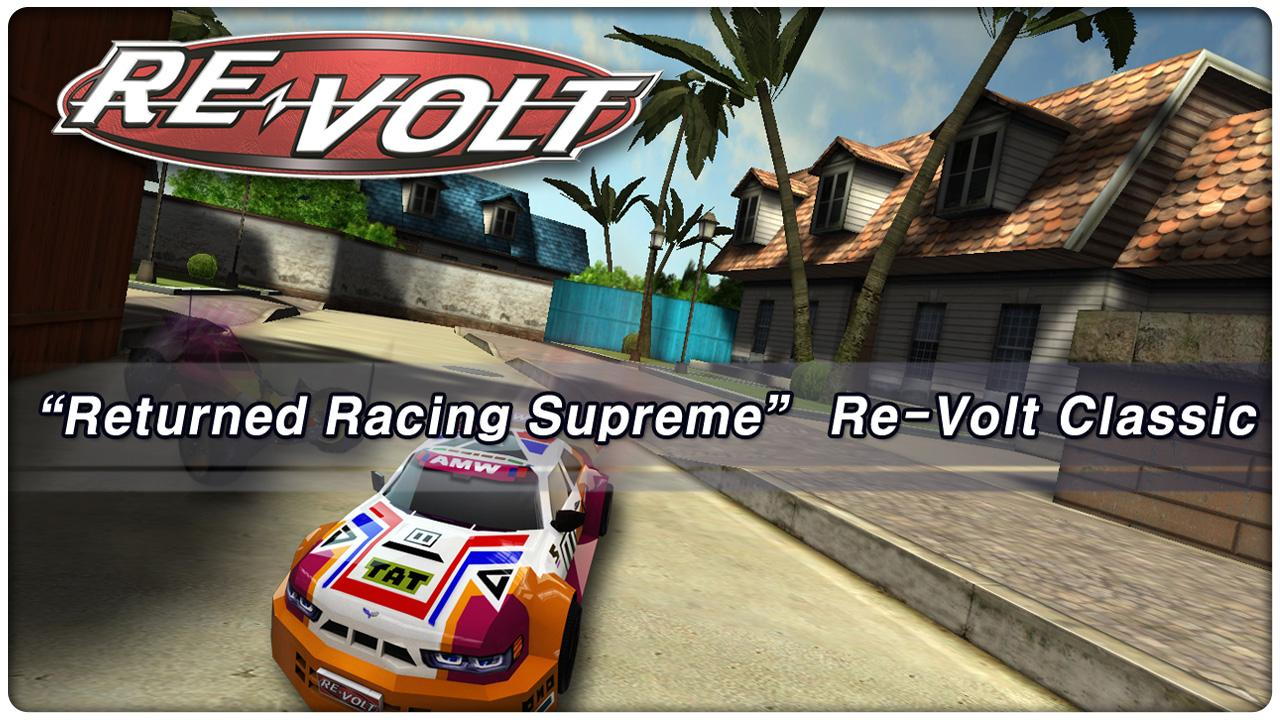 RE-VOLT Classic 3D (Premium) - screenshot