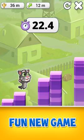 Talking Tom Cat 2 4.9 screenshot 29978
