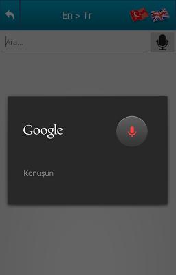 İngilizce Türkçe: Sesli Sözlük - screenshot