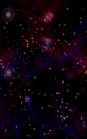 Screenshot of Astral 3D FX Music Visualizer