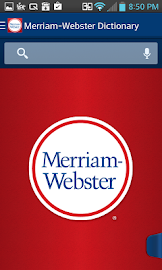 Dictionary - Merriam-Webster Screenshot 1