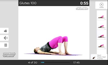 Workout Trainer fitness coach Screenshot 42