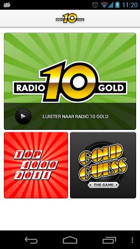 Radio 10 Gold Top 4000