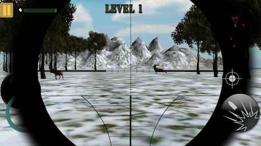 Deer Hunting 3D: Shooting