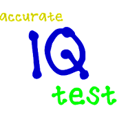 Accurate IQ test