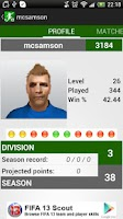 Screenshot of Tracker - for FIFA 13