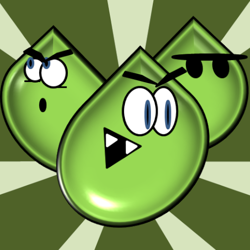 Blobs in Balance: Fun & Freaky 休閒 App LOGO-硬是要APP
