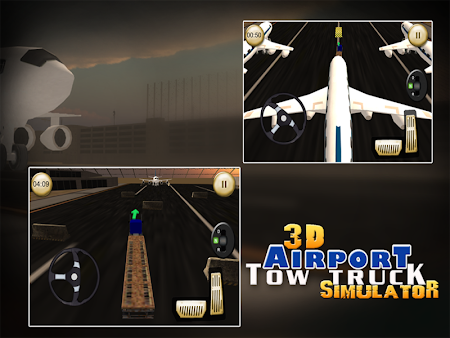 Airport Tow Truck Simulator 3D 1.0 screenshot 64490