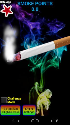 Smoke Cigarette - Smoking App
