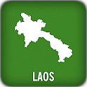 Laos GPS Map icon