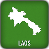 Laos GPS Map