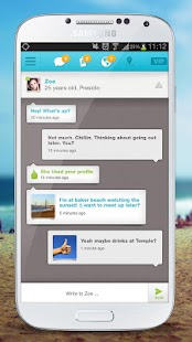 Duego - Chat, flirt, have fun! - screenshot thumbnail