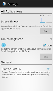 Screen Controls (Beta)- screenshot thumbnail