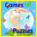 Easter Games for Kids Free icon