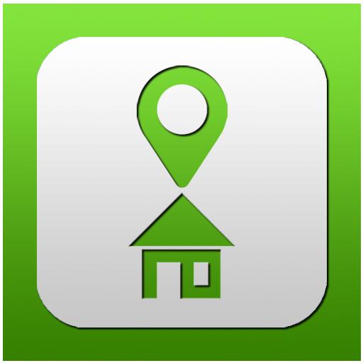 地址查找搜索 通訊 App LOGO-硬是要APP