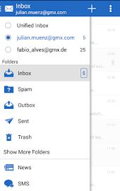 GMX Mail Screenshot 13