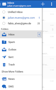 GMX Mail Screenshot 12