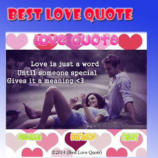 Love Quotes For Him & Her FREE