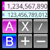 "Dual Calculator Twin ""Cal Cal"""