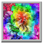 Rainbow Smoke demo icon