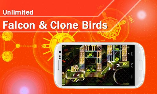 Angry Birds Star W Free Birds