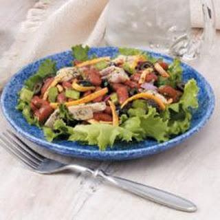 Kidney Bean Tuna Salad.