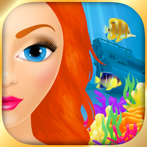 Mermaid Princess Beauty Salon for PC and MAC