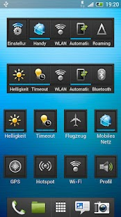 Slate - Sense 4 HD Skin - screenshot thumbnail