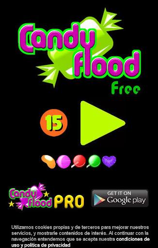 Candy Flood FREE