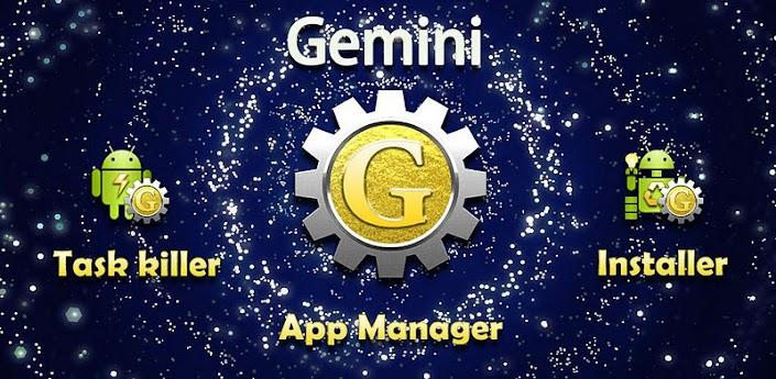 Gemini App Manager apk