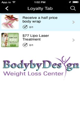 【免費健康App】Body By Design-APP點子