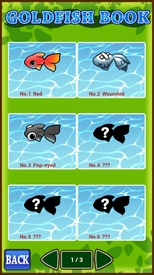Goldfish collection android apps on google play for Gold fish card game