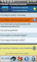 Screenshot of Rozmawiaj po Francusku
