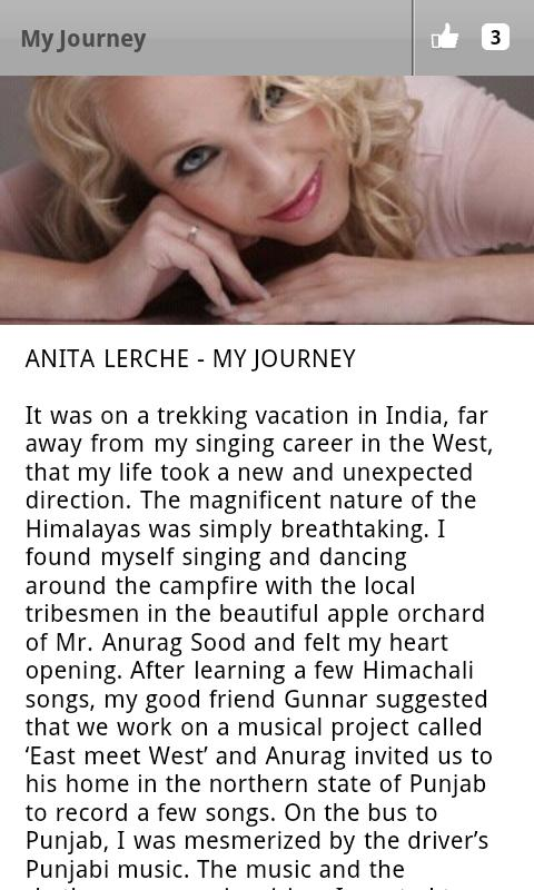 Anita Lerche - screenshot