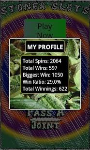 Stoner Slots I Marijuana Weed - screenshot thumbnail