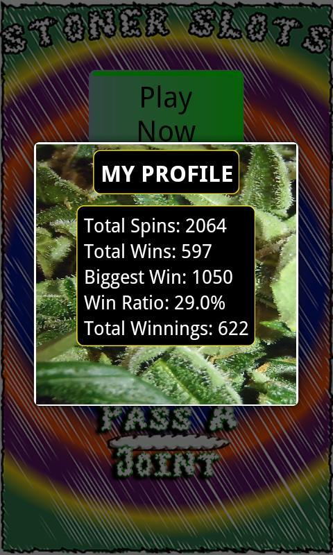 Stoner Slots I Marijuana Weed - screenshot