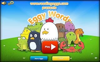 Screenshot of Eggy 100