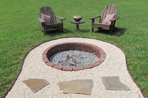 Fire Pit Ideas - screenshot
