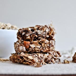 Chewy Coconut Granola Bars.
