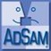 AdSAM Mobile Survey Demo logo
