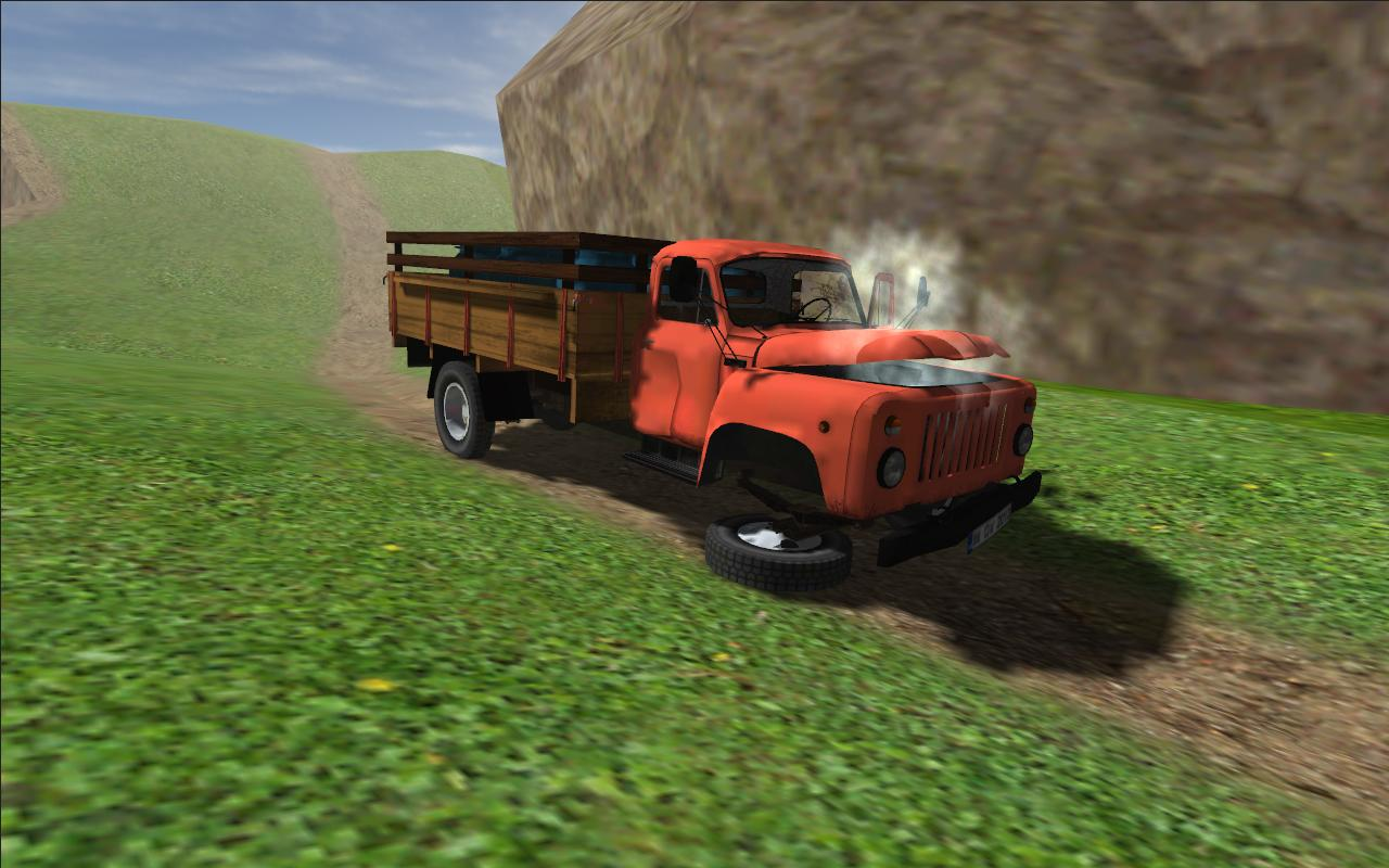 Truck Driver 3D - screenshot