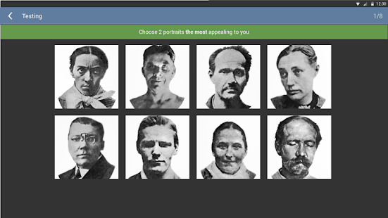 The Szondi Personality Test - screenshot thumbnail