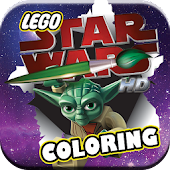 Starwars Lego Coloring