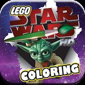 Starwars Lego Coloring