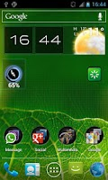 Screenshot of Reboot Widget for Root User