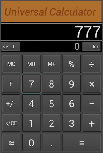 Calculator: мath and geometry.